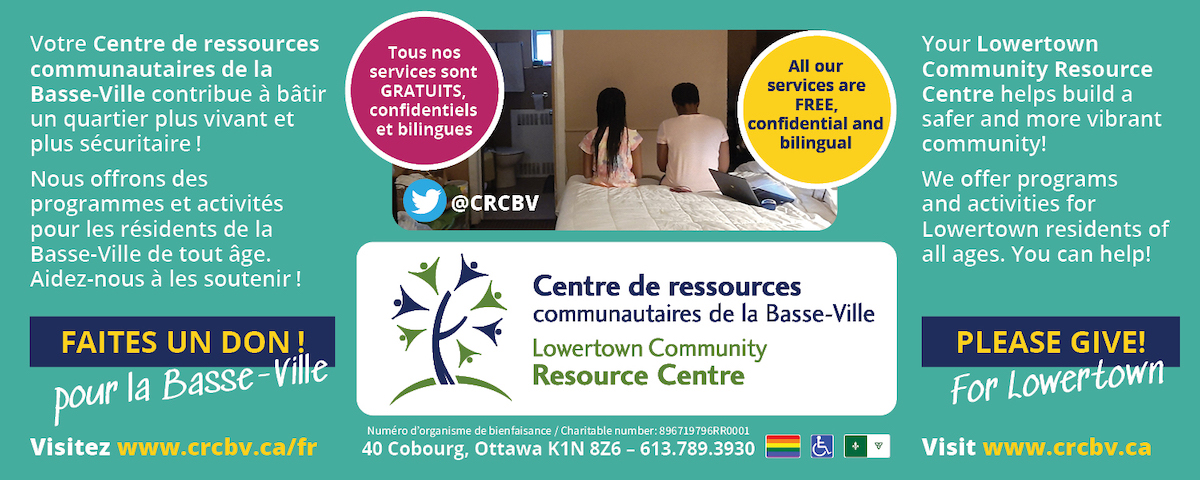 CRCBV giving Tuesday campaign